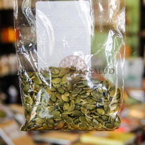 Calabaza Semilla 100 g. - Santasalud.cl