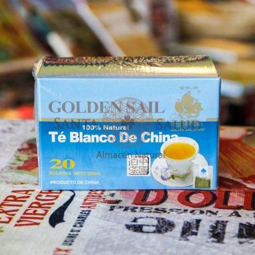 Té Blanco Bolsitas - Santasalud.cl