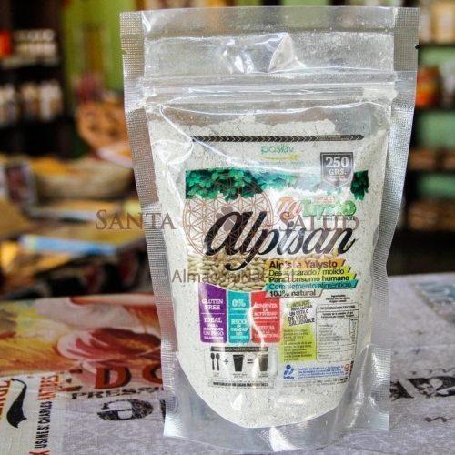 """Alpiste Para Consumo Humano """"Alpisán"""" 250 g. - Santasalud.cl"""