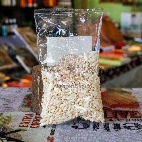 "Snack Cereal De Arroz ""Alhué"" - Santasalud.cl"