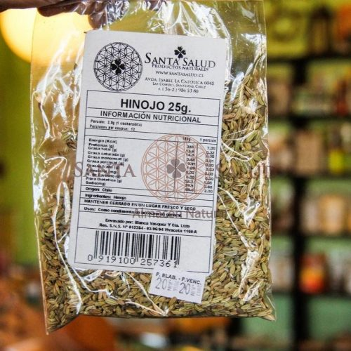 Hinojo 100 g. - Santasalud.cl