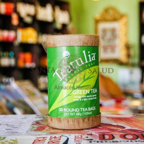 Teatulia Green Tea Orgánico