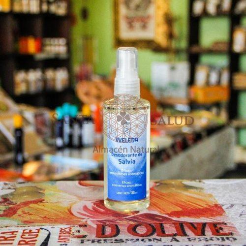 """Desodorante Salvia """"Weleda"""" - Santasalud.cl"""