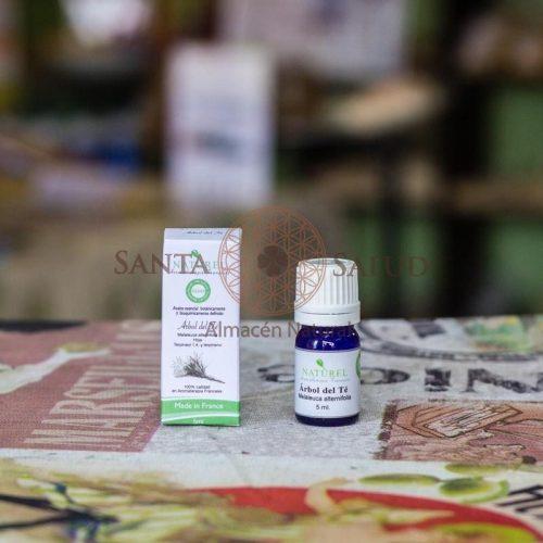 """Aceite Esencial Árbol de Té """"Naturel"""" - Santasalud.cl"""
