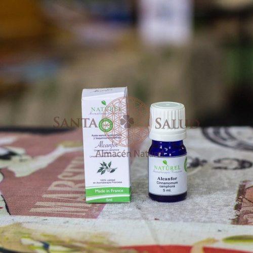 """Aceite Esencial Alcanfor """"Naturel"""" - Santasalud.cl"""