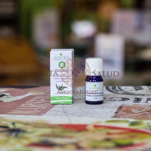 """Aceite Esencial Eucalipto Radiata """"Naturel"""" - Santasalud.cl"""