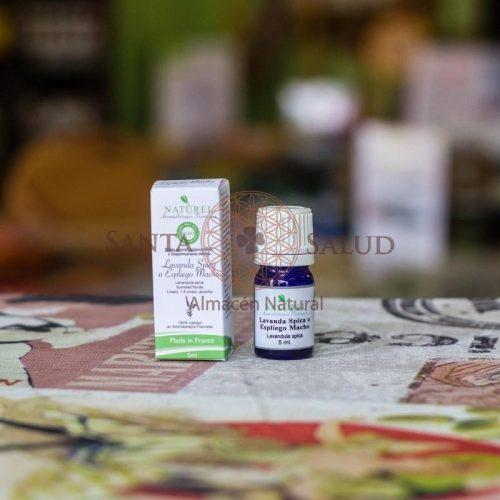 """Aceite Esencial Lavanda Spica """"Naturel"""" - Santasalud.cl"""