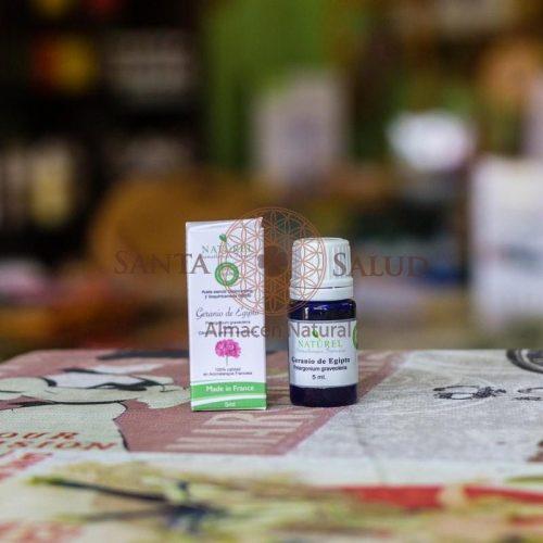 """Aceite Esencial Geranio De Egipto """"Naturel"""" - Santasalud.cl"""