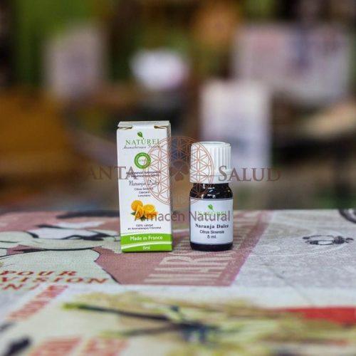 "Aceite Esencial Naranja Dulce ""Naturel"" - Santasalud.cl"
