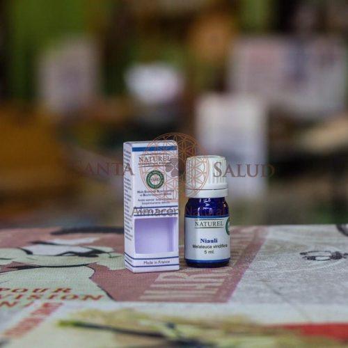 "Aceite Esencial Niauli Orgánico ""Naturel"" - Santasalud.cl"