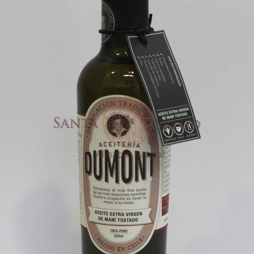 """Aceite de Maní """"Dumont"""" - Santasalud.cl"""