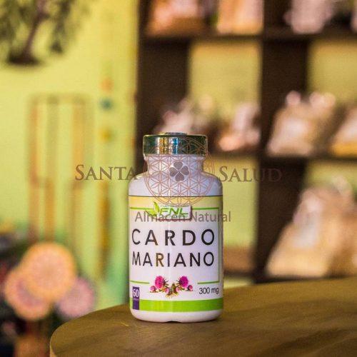 Cápsulas de Cardo Mariano Laboratorio FNL - Santasalud.cl