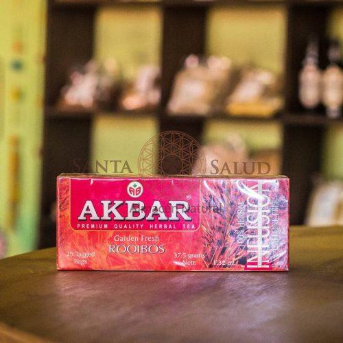 "Té Rooibos ""Akbar"" - Santasalud.cl"