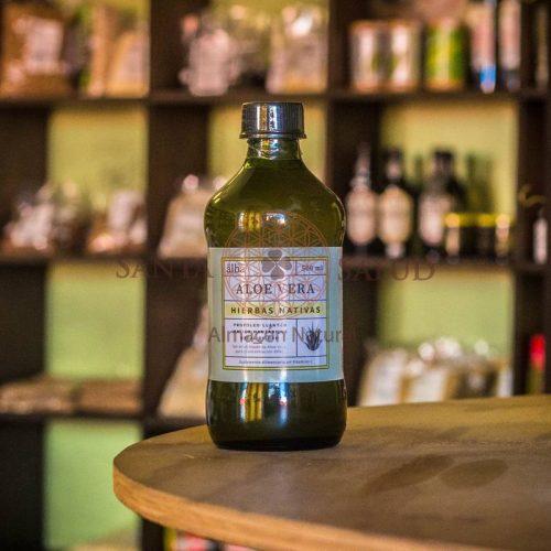 Aloe Vera Hierbas Nativas 500 ml. - Santasalud.cl