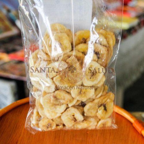 Banana dulce 125 g. - Santasalud.cl