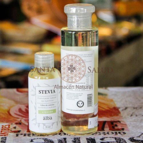 """Stevia Líquida """"Apícola del Alba"""" 70 ml. - Santasalud.cl"""