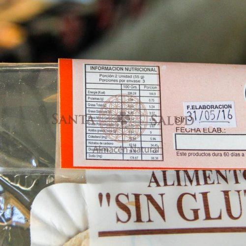 """Delicias """"El Pueblo"""" Sin Gluten. Sin Lactosa - Santasalud.cl"""