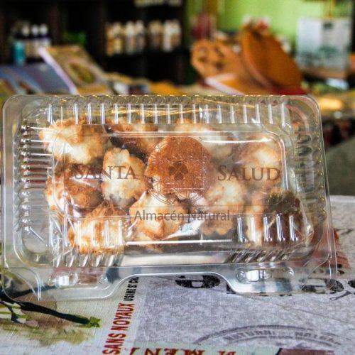 """Cocadas """"el pueblo"""" sin gluten. Sin lactosa - Santasalud.cl"""