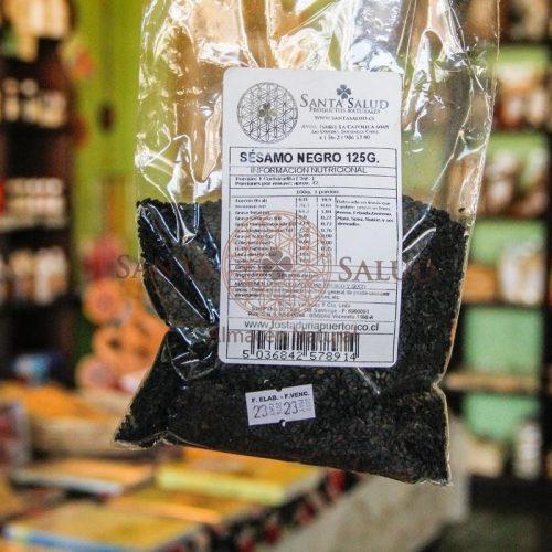 Sésamo negro - Santasalud.cl