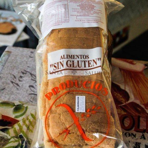 """Molde """"el pueblo"""" sin gluten"""