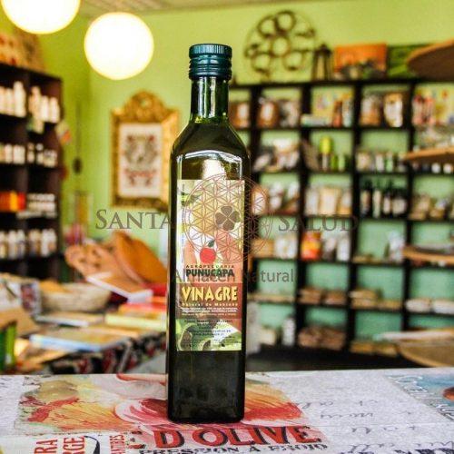 """Vinagre de Manzana """"Punucapa"""" - Santasalud.cl"""