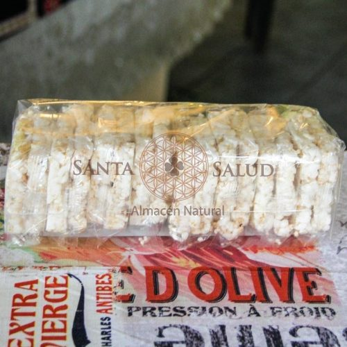 """Galletas de Arroz Integral Con Quínoa """"Alhué"""" Sin Gluten"""