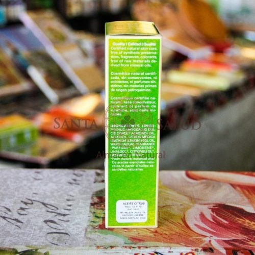"""Aceite Refrescante de Citrus """"Weleda"""" - Santasalud.cl"""