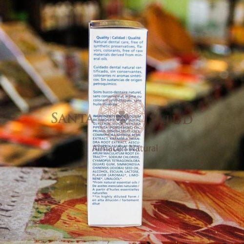 "Pasta dentífrica Salina ""Weleda"" - Santasalud.cl"