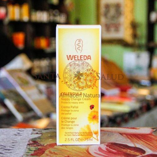 """Crema Pañal de Caléndula """"Weleda"""" - Santasalud.cl"""