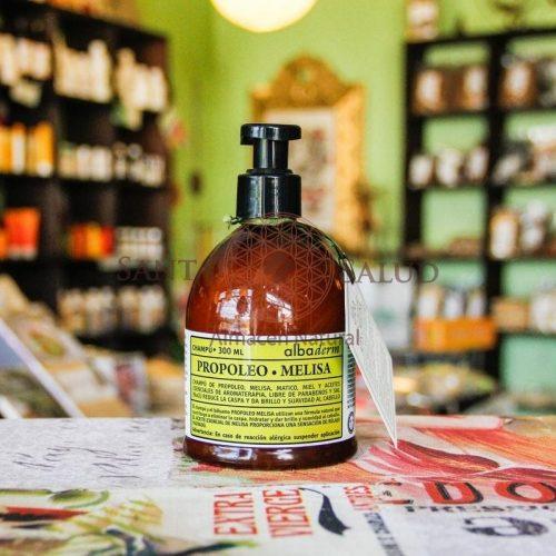"""Shampoo Propóleo Melisa """"Apícola del Alba"""" - Santasalud.cl"""