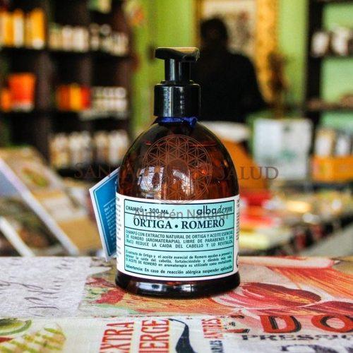 """Shampoo Ortiga Romero """"Apícola del Alba"""" - Santasalud.cl"""