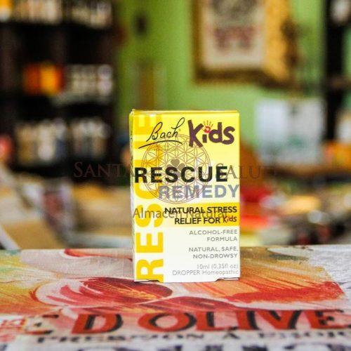 Rescue remedy kids 10 ml. - Santasalud.cl