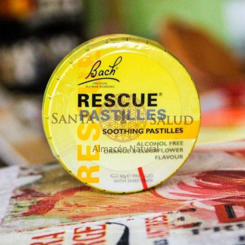 Rescue remedy caramelos sin azúcar. Sin gluten - Santasalud.cl