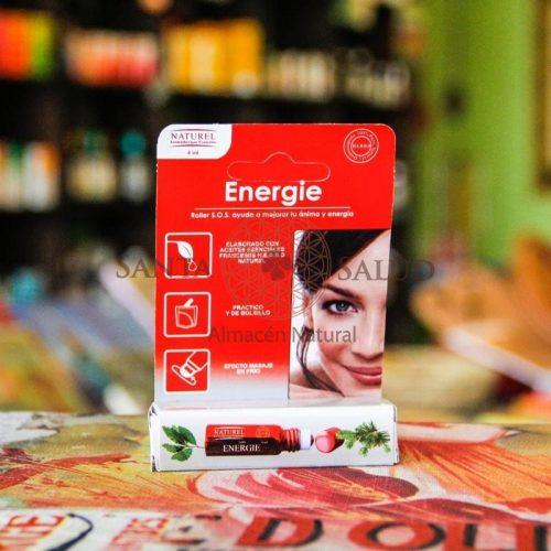 """Roller s.o.s. energie """"Naturel"""" - Santasalud.cl"""
