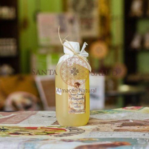 "Shampoo concentrado manzanilla ""Di Nonna"" - Santasalud.cl"