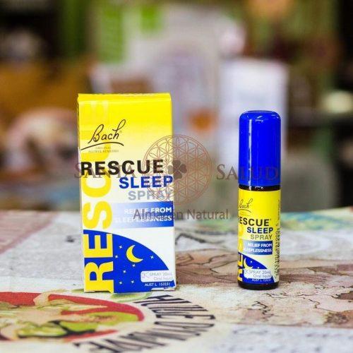 Rescue sleep spray 20 ml. - Santasalud.cl