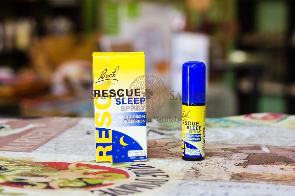 rescue sleep spray 20 ml santa salud almac n natural. Black Bedroom Furniture Sets. Home Design Ideas