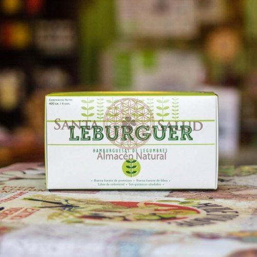 "Hamburguesas de Porotos Negros ""Leburguer"" - Santasalud.cl"