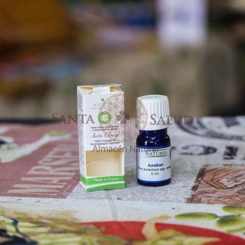 """Aceite esencial Azahar """"Naturel"""" - Santasalud.cl"""