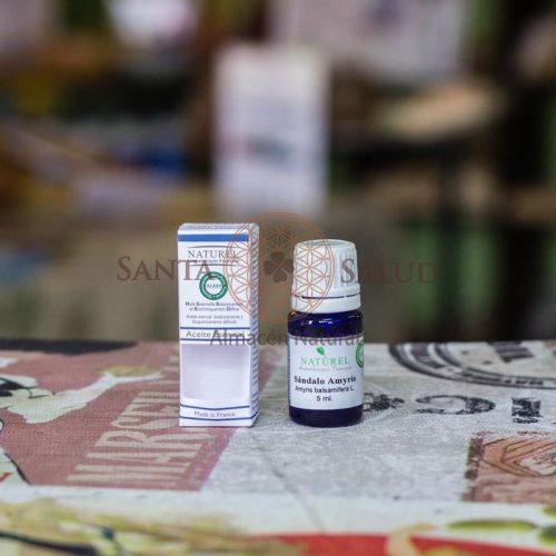 """Aceite esencial Sándalo Amyris """"Naturel"""" - Santasalud.cl"""