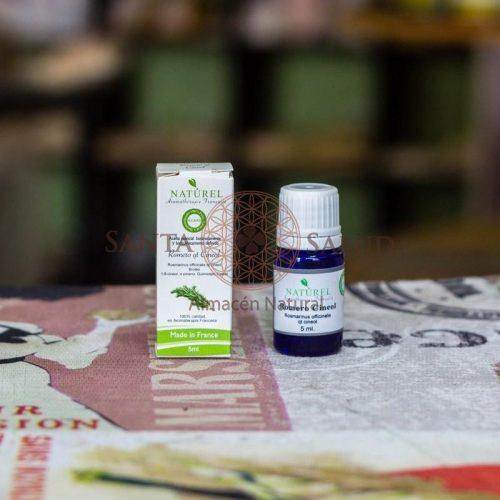 "Aceite esencial Romero QT Cineol ""Naturel"" - Santasalud.cl"