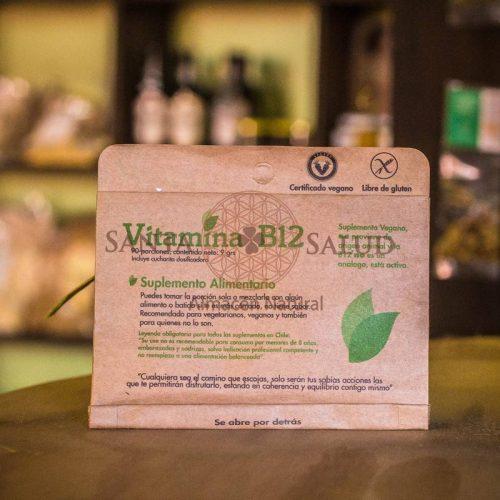 """Vitamina b12 """"Dulzura Natural"""" - Santasalud.cl"""