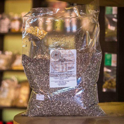 Chía semillas 1 kilo - Santasalud.cl