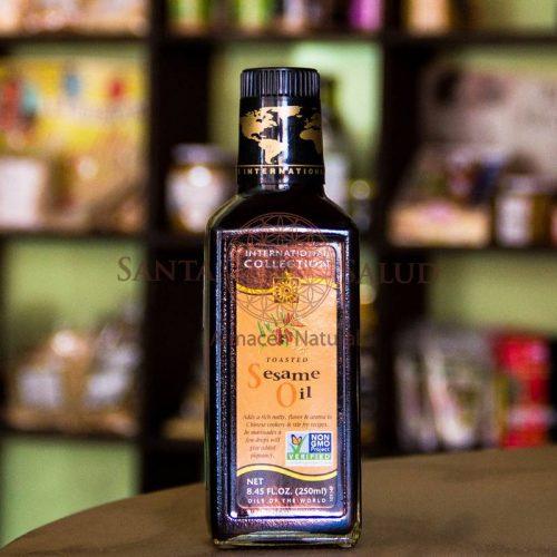 Aceite de Sésamo - Santasalud.cl