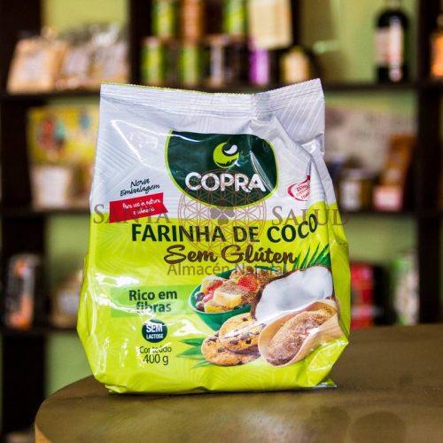 """Harina de Coco """"Copra"""" - Santasalud.cl"""