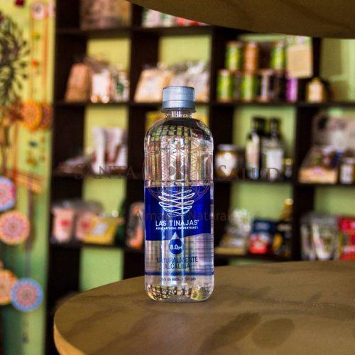"Agua alcalina ""Las Tinajas"" 500 ml. - Santasalud.cl"