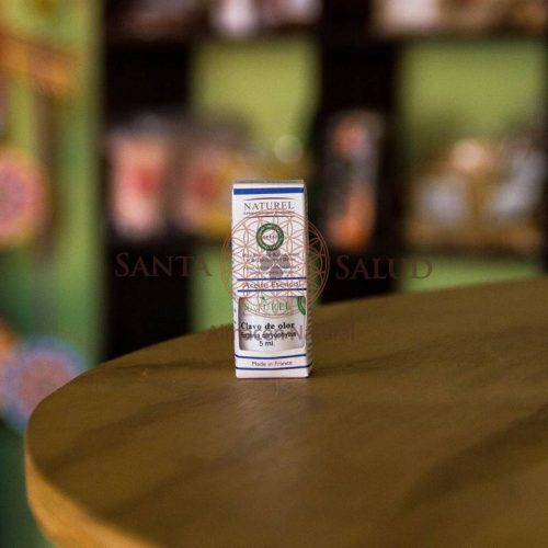"""Aceite esencial Clavo de Olor """"Naturel"""" - Santasalud.cl"""
