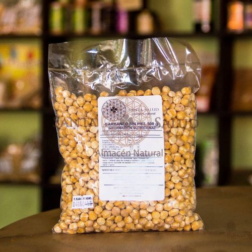 Garbanzos 500 g. - Santasalud.cl